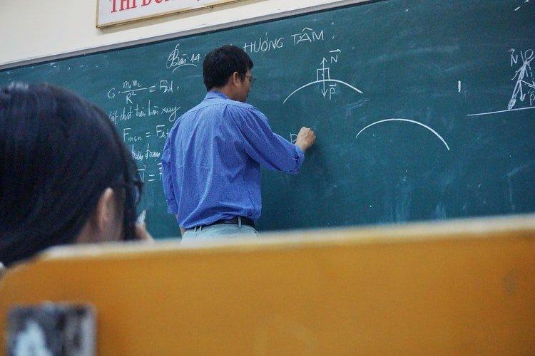 Wer ist ein Lehrer?