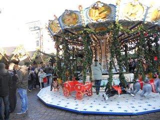 Świąteczny jarmark w Trewirze (Trier)