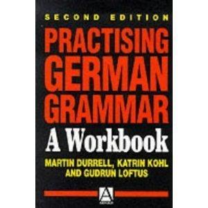 """Podręczniki do niemieckiego: """"Practising German grammar"""""""