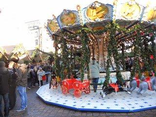 Weihnachtsmarkt w Trier