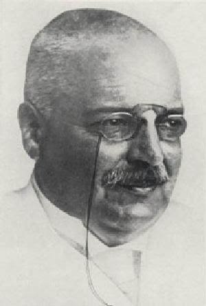 "Z cyklu ""znani Niemcy"": Alois Alzheimer"
