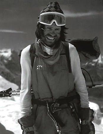 """Z cyklu """"znane osobistości"""": Reinhold Messner"""
