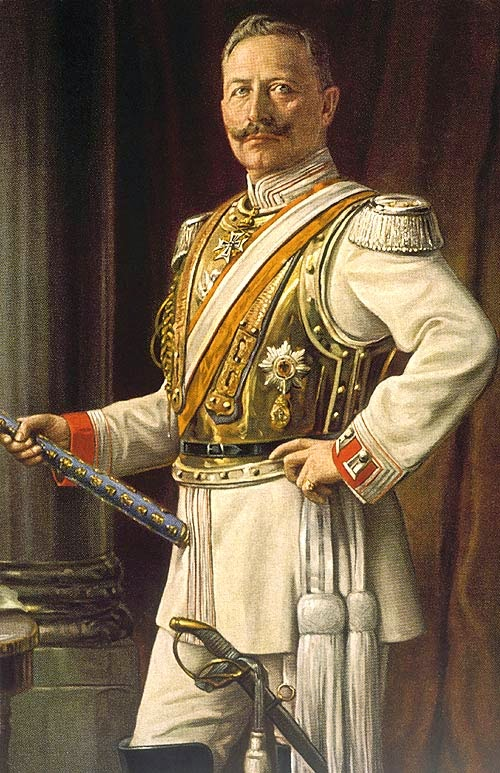 A kto byłby dzisiaj cesarzem Niemiec?