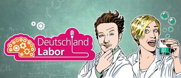 """Materiały online (1): """"Deutschlandlabor"""""""