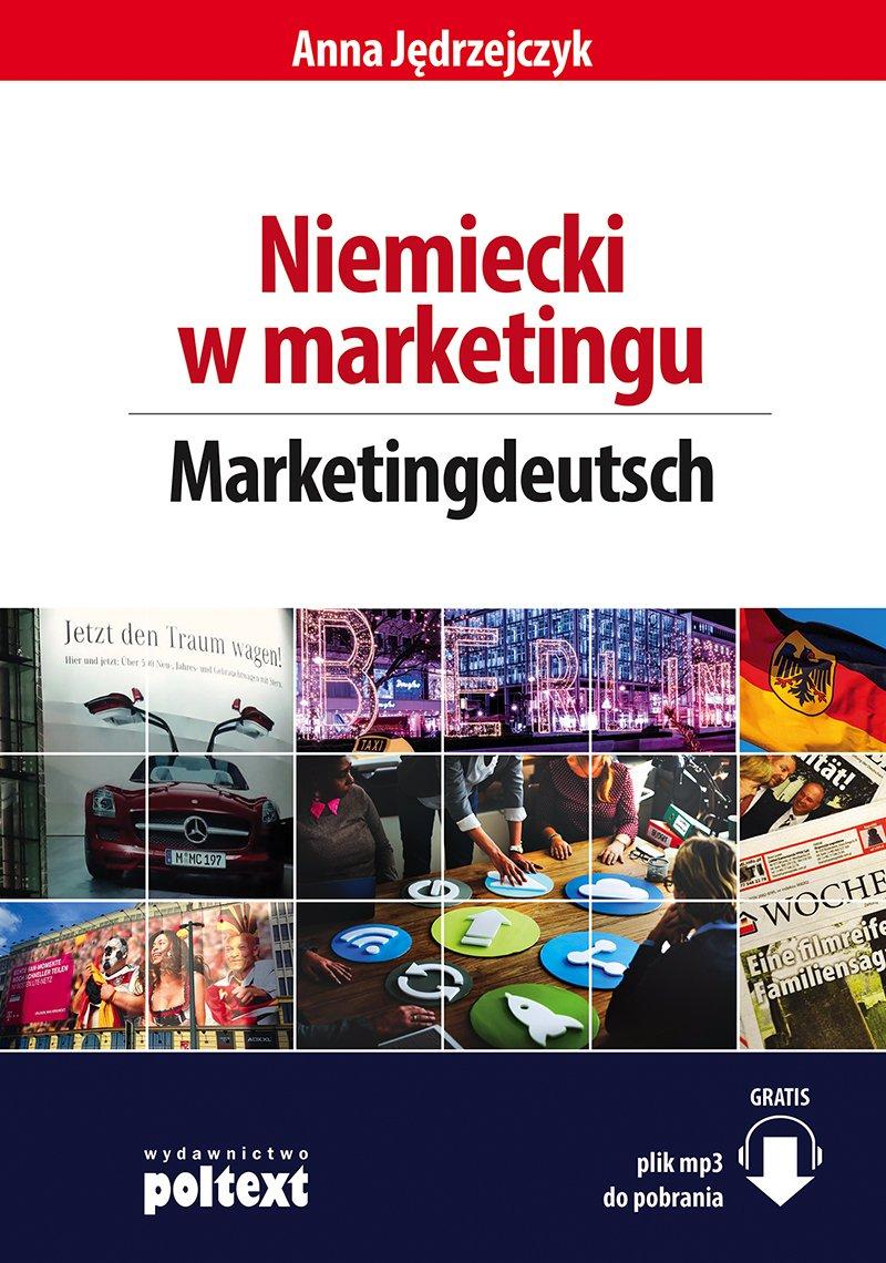 """Wygraj książkę """"Niemiecki w marketingu. Marketingdeutsch""""!"""