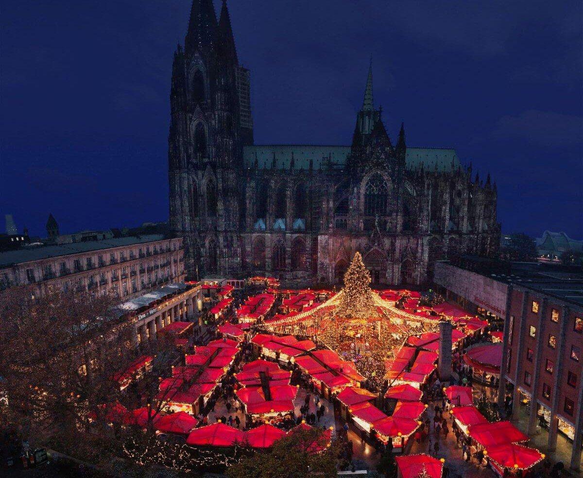 Największe niemieckie jarmarki świąteczne