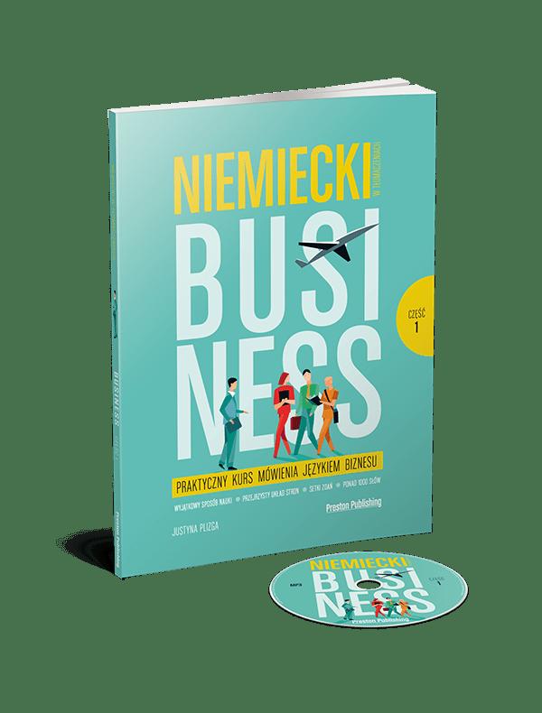 """Podręczniki do niemieckiego: """"Niemiecki w tłumaczeniach. Business"""""""