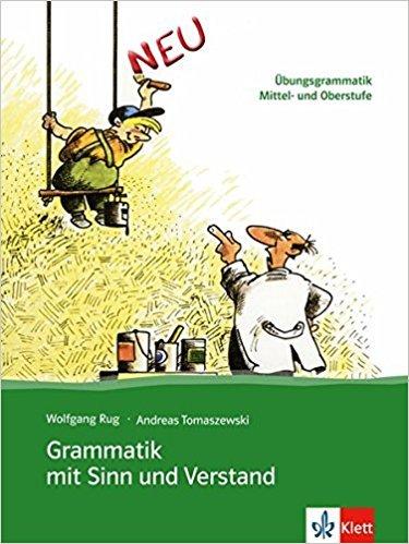 """Podręczniki do niemieckiego: """"Grammatik mit Sinn und Verstand"""""""