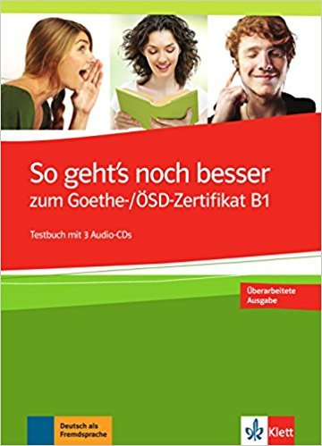 Egzamin Goethe-Zertifikat B1. Część 2