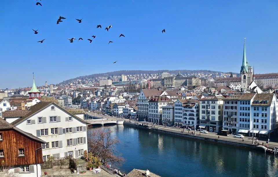 Andrzej o życiu w Szwajcarii i o nauce niemieckiego