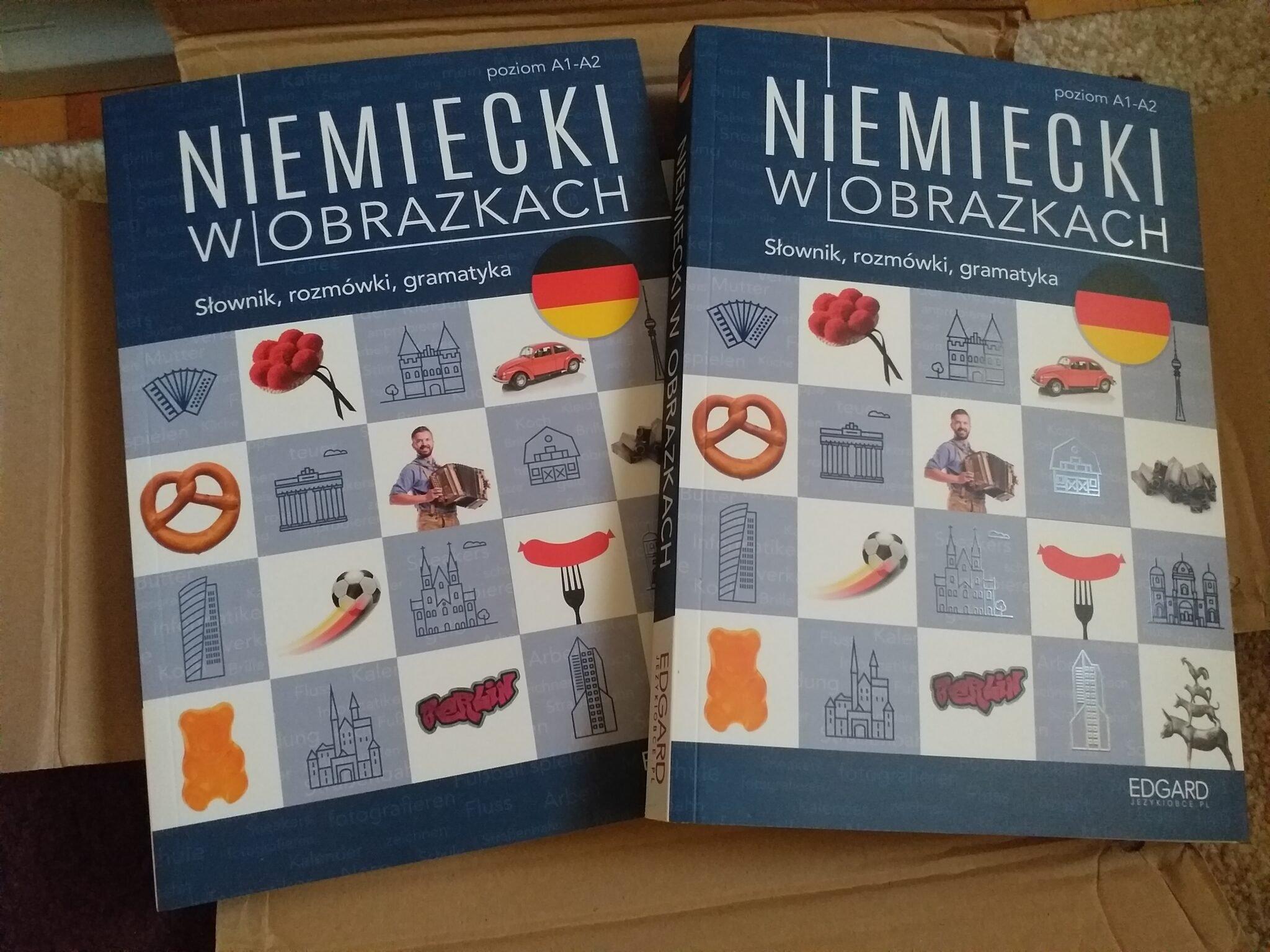 """""""Niemiecki w obrazkach"""": rozwiązanie konkursu!"""