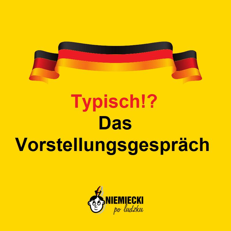 """Seria """"Typisch!?"""" – odcinek nr 1 – słownictwo. Niemiecki w pracy"""