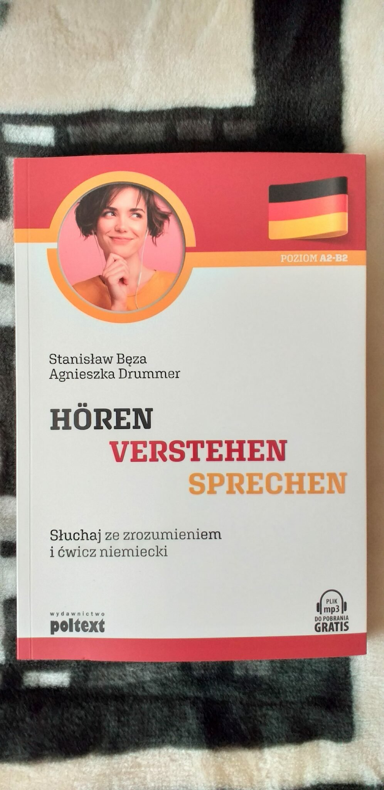 """Podręcznik """"Hören – verstehen – sprechen"""""""
