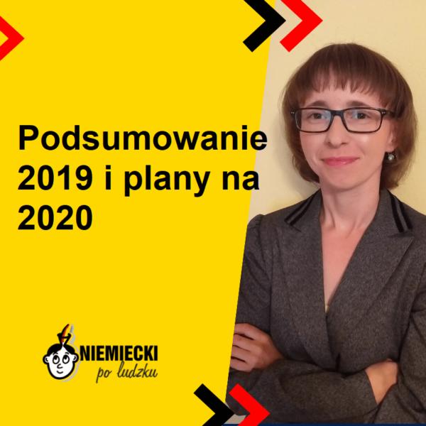 Podsumowanie 2019 i plany na 2020