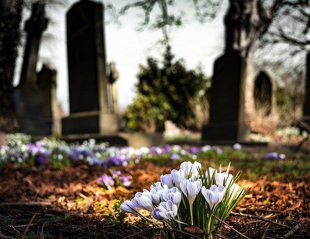 Pogrzeby w Niemczech + słownik pogrzebowy
