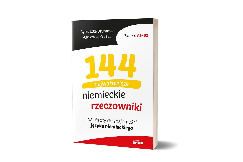 144 najważniejsze niemieckie rzeczowniki: opis podręcznika