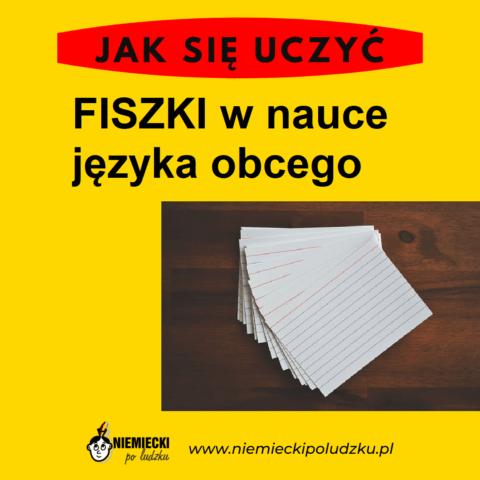 """""""Niemiecki. Zwroty konwersacyjne"""" i """"Niemiecki dla średniozaawansowanych"""" – fiszki!"""
